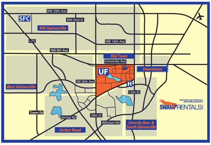 The Nine Apartments Gainesville Fl