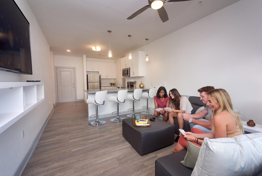 College Park At Midtown Apartments In Gainesville Swamp Rentals